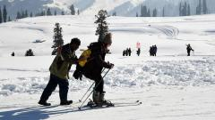 Snowfall likely in Kashmir Valley on New Year day