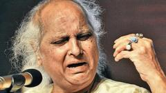 Pandit Jasraj was a child at heart