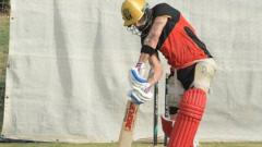 Virat Kohli: Pretty scared to hit nets for first time in five months