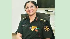 Lt General Dr Madhuri Kanitkar from Pune is the third woman in the country and first paediatrician from Armed Forces, who will now wear Lt General's rank. She recently took charge as Deputy Chief of Integrated Defence Staff (DCIDS), Medical (under the Chi