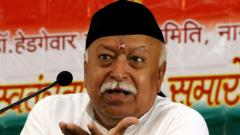 Bhagwat hails country's leadership, society for abrogation of Article 370