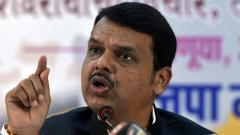 BJP & Sena may seal Maharashtra deal by weekend
