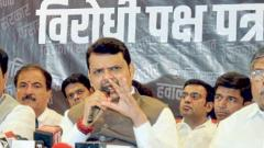 Maha Budget session begins; BJP raises farm loan waiver issue