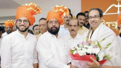Eknath Shinde is Sena's leader of house