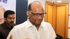 Will not bow down before Delhi throne, says Pawar on ED action