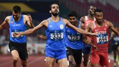 Manjit and Johnson race to 1-2 finish in 800m