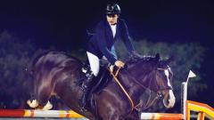 Fouaad 1st Indian rider in 20 years to qualify for Olympics