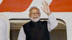 PM Modi arrives in New York for 74th UNGA session