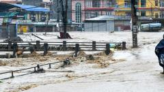 Nepal floods death toll touches 28