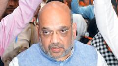 LokSabha 2019: Cong trying to defame Hindus by giving them terror tag: Shah