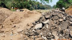 Civic activists demand action against culprits, clear debris