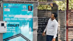 E-toilets hit by summer woes