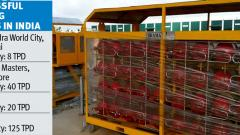 6,500 tonnes of waste processed