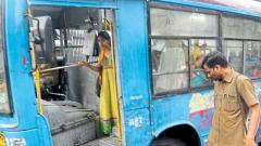 From Sep 23-Oct 2, 158 PMPML Buses Broke Down Every Day