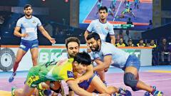 Pirates notch a narrow win against Tamil Thalaivas