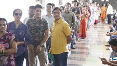 LokSabha 2019: Many citizens fail to cast their votes