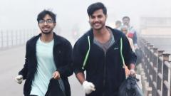Pune Ploggers combine fitness with cleanliness campaign for the city