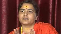 Pragya Thakur seeks dismissal of plea seeking to bar her from contesting poll