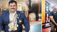 For Prakash Mohare, a powerlifter, disability was not an obstacle to success