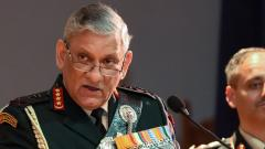 If Pak wants to stay together with India, they have to develop as a secular state: Army chief