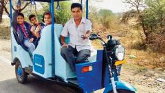 E-rickshaw gives accident survivor a new lease of life
