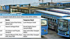 Festival rush: PMPML will operate 770 extra buses