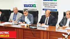 MCCIA launches electric mobility diploma