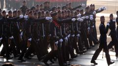 NDA cadets wow all with masterly display of drill movements