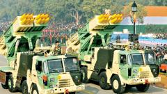Pinaka guided missile ground trial next month