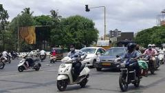 Normalcy returns to Pune; gets greeted with jams, honking and road rage