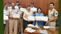 Traffic safety rules handbook launched