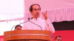 Pawar taught us how to form govt with fewer MLAs: Uddhav Thackeray