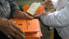 64,000 ration cards not in use suspended