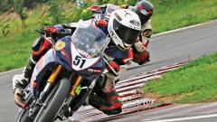 Pole position for Sethu and Shetty at MMRT