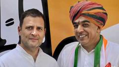 Jaswant Singh's son Manvendra to join Congress