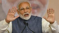Cong in power during 26/11, but questions BJP govt's surgical strikes: PM
