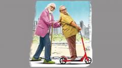 102 Not Out: Not out and out funny, but enjoyable (Reviews)