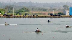 Indian rowers' Tokyo dream begins at Pune's Army Rowing Node