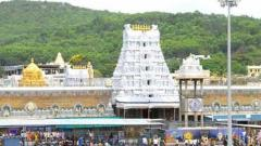 Tirupati temple awash with Rs 50 crore demonetised cash offerings
