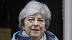 UK MPs to vote on May's Brexit deal