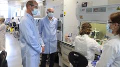 COVID-19: Second human trial of vaccine begins in UK