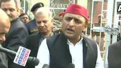 UP govt failing to protect state's women, should be removed: Akhilesh Yadav