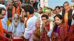 Announce date of Ram temple construction: Thackeray