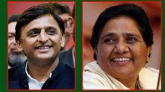 SP, BSP agree `in principle' on alliance