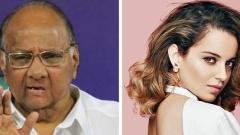 Sharad Pawar: Unnecessary publicity being given to Kangana Ranaut's remarks