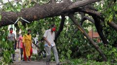 Cyclone Amphan leaves people of Bengal scarred for life