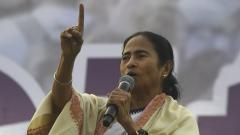 Modi, Shah statements on nationwide NRC contradictory: Mamata Banerjee