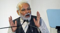 PM says will make India a hub of heritage tourism