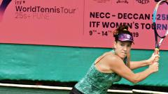 Ekaterina beats Luikham to end the Indian challenge
