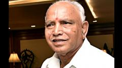 BJP MLAs queue up before Yediyurappa's residence